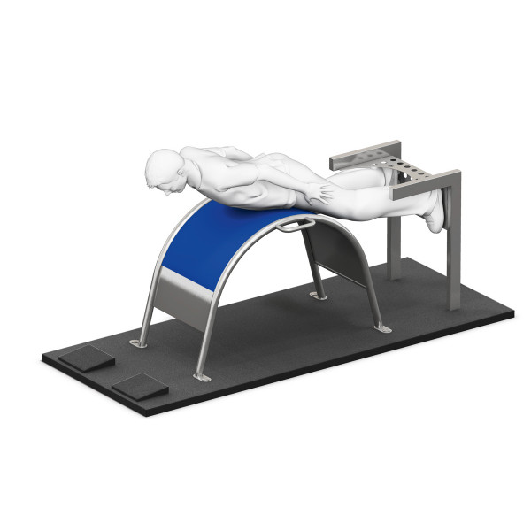 4FCIRCLE® Station Back Stretching-UNIVERSAL